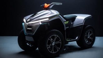 Electric ATV's Are Coming, Whether You're Ready or Not.