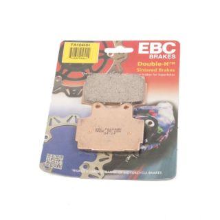 """EBC Carbon Graphite """"X-Series"""" Brake Pad (FA104HH)"""