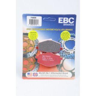 "EBC Carbon Graphite ""X-Series"" Brake Pad (FA101X)"