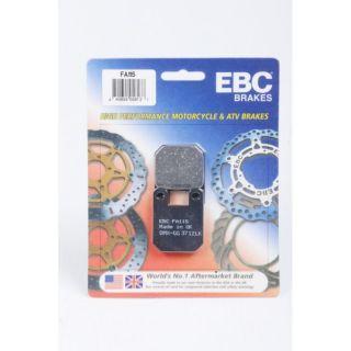 "EBC Carbon Graphite ""X-Series"" Brake Pad (FA115)"