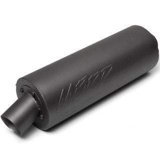 MBRP Powersports Slip-on system w/Performance Muffler for Can-Am Outlander 800MR (2011-2012)