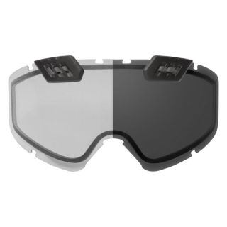 CKX Photochromic 210 Degree  Goggles Lens with adjustable Ventilation, Winter