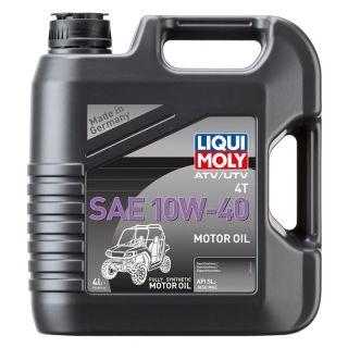 Liqui Moly Oil 4T Motor Oil (10W-40)