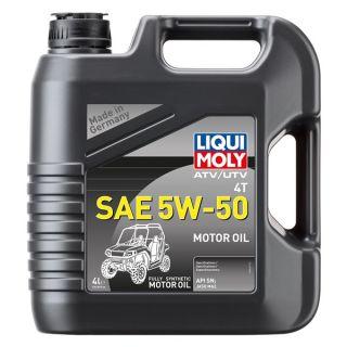 Liqui Moly Oil 4T Motor Oil (5W-50)
