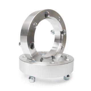 "Kimpex 1.5"" Wheel Spacers for Various Polaris ATV's/UTV's (4/156, 3/8"" x 24 thread), Qty 2"