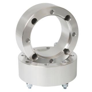 "Kimpex 2.5"" Wheel Spacers for Various Polaris ATV's/UTV's (4/156, 3/8"" x 24 thread), Qty 2"
