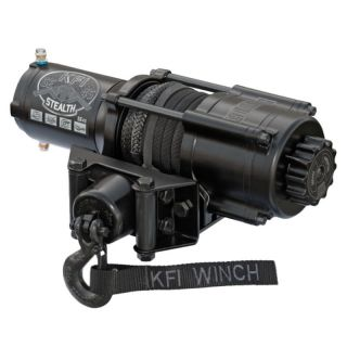 KFI Products SE45 Standard Stealth Winch - 4500lb winch for UTV's