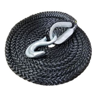 KFI Products TigerTail 12' Replacement Rope with Hook