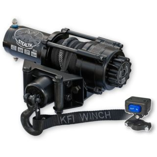 KFI Products SE25 Stealth Winch for lighter ATV's