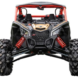 """SuperATV Small 3"""" Lift Kit for Can-Am X3 72"""" models"""