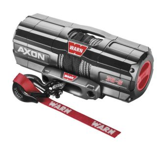 Warn AXON 35-S 3500lb Winch with Synthetic Line