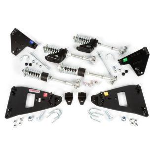 Commander WS4 Track Adaptor Kit XTR for Polaris Sportsman 850 XP/1000XP (incl. High Lifter)