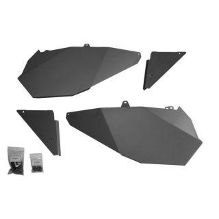 DragonFire Racing UTV Slammer Door Kit for Polaris RZR XP 1000/ XP Turbo (2-Door)