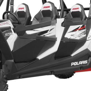DragonFire Racing UTV Slammer Door Kit for Polaris RZR XP 1000/ XP Turbo (4-Door)