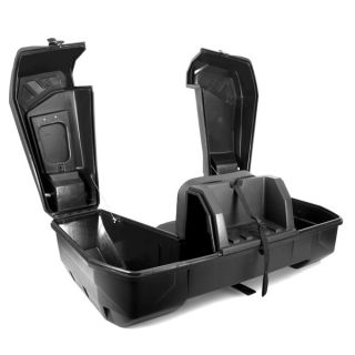Kimpex NOMAD 2-Up Seat and Storage with Heated Grips