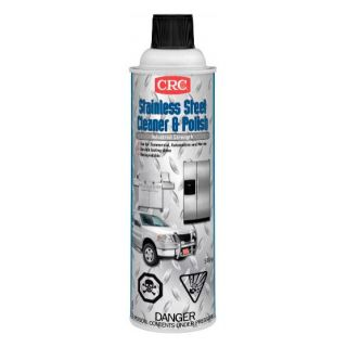 CRC Cleaner for Stainless Steel 20 oz