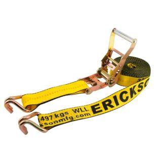 "Erickson Retractable Tie-Downs 2"" x 27' - 10 000 lbs"