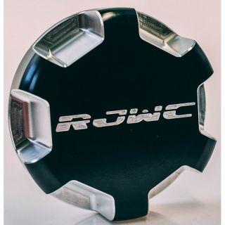RJWC Billet Gas Cap - Black