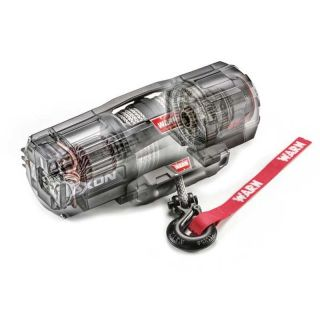 Warn AXON 45-RC 4500lb Winch with Synthetic Line