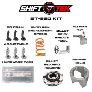 Shift-Tek Ultimate Clutching for Can-Am X3
