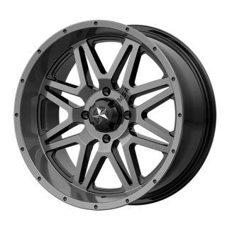 MSA Wheels Dark Tint M26 VIBE (4X110)