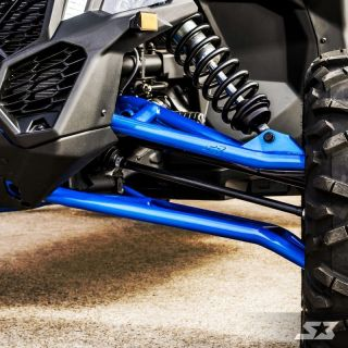 """S3 Powersports HD High Clearance A-Arms for 72"""" Can-Am Maverick X3 2017+"""