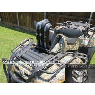SYA Warrior Riser Snorkel Kit for Gen 1 Can-Am Outlander 2006-2011