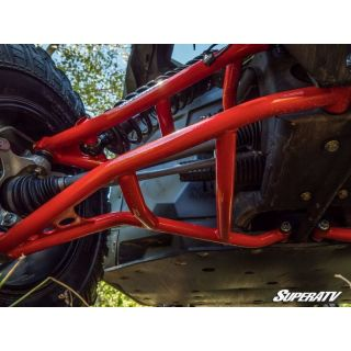 """SuperATV High Clearance Tubed A-Arms for Can-Am X3 (64"""" models)"""