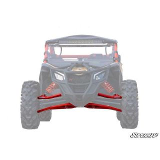 """SuperATV High Clearance Tubed A-Arms for Can-Am X3 (72"""" models)"""
