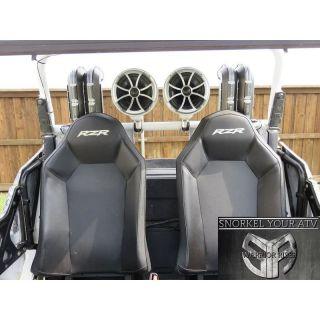"SYA Warrior Riser Quad 2"" Snorkel Kit for Polaris RZR 1000 S"