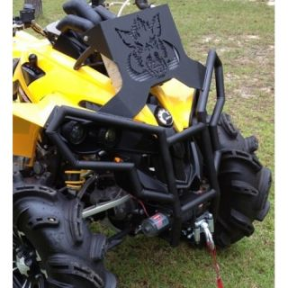 Wild Boar Winch Bumper and Radiator Relocation Kit for Can-Am Renegade Gen 1 (2006-2011)