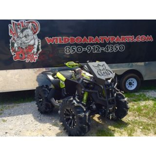 Wild Boar Winch Bumper and Radiator Relocation Kit for Can-Am Renegade Gen 2 (2012+, NOT XMR)